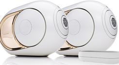 Devialet speakers deliver a real audio treat