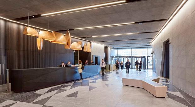 Central Bank spent €130,000 on artistic light fitting for HQ