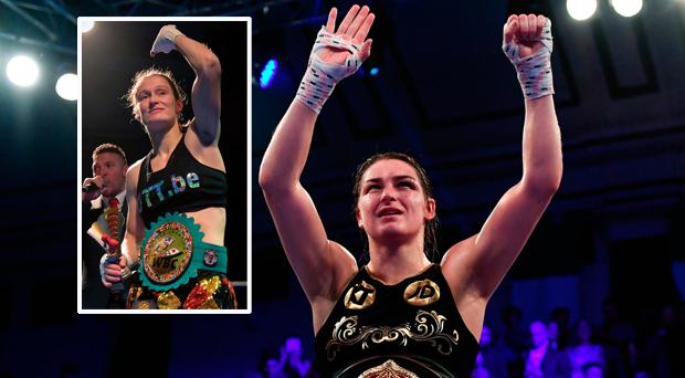 Katie Taylor is 'an inspiration' for Derry's female boxers