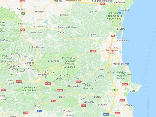 Map Of France For Children.France Is In Mourning Four Children Killed In Crash Between