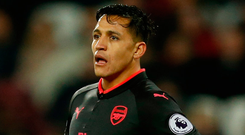 Alexis Sanchez has plenty to think about as he plots his future. Photo: Ian Kington/Getty Images