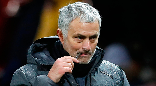 Mourinho finding large dose of his own medicine hard to swallow