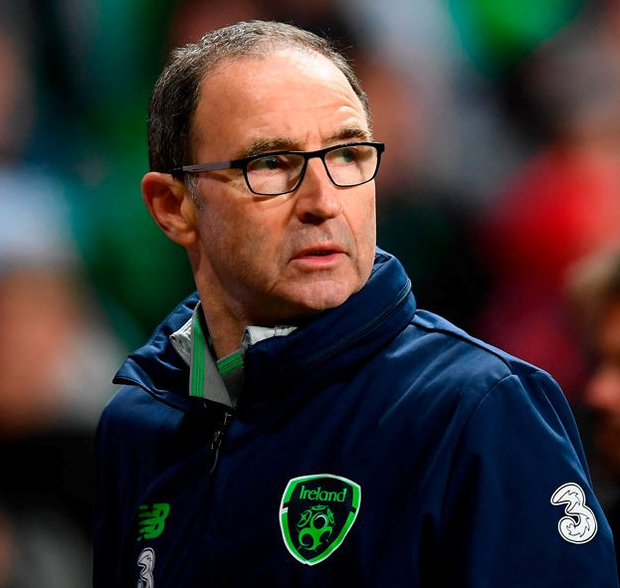 Ireland manager Martin O'Neill has lined up a friendly against Turkey in march. Photo: Stephen McCarthy/Sportsfile
