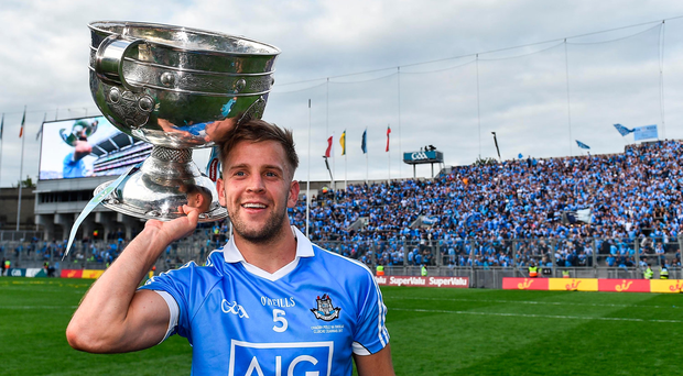 Jonny Cooper reveals there was no Blues booze ban but Dublin players made huge sacrifices for three-in-a-row