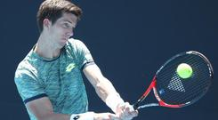 Bedene has played as British player since 2015