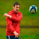 Darren Sweetnam comes into the starting line-up for Leicester clash. Photo by Diarmuid Greene/Sportsfile