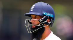 In India last winter, Moeen Ali's bowling lacked wicket-taking penetration and the world's finest players of spin worked him around with their eyes closed. Photo credit: Jason O'Brien/PA Wire