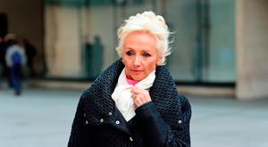 Strictly Come Dancing finalist Debbie McGee. Photo: David Mirzoeff/PA Wire