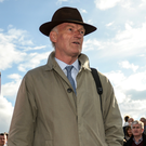 Trainer Willie Mullins. Photo: Cody Glenn/Sportsfile