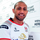 Ulster's Christian Lealiifano. Photo: Sportsfile