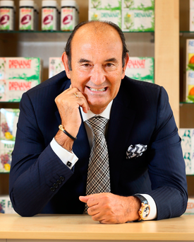 Naturhouse founder Félix Revuelta at its new Swan Centre outlet. Photo: Frank McGrath