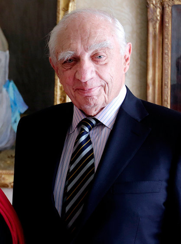 Peter Sutherland. Photo: David Conachy
