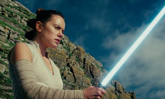 The Last Jedi has second-biggest opening in history