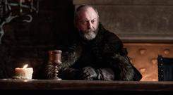 Liam Cunningham who plays Sir Davos in 'Game Of Thrones'. Photo: ©2017 Helen Sloan/HBO