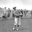 Bobby Jones: 'I don't play against other men, I play against par'. Photo : Allsport
