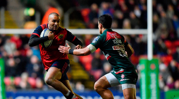Leicester 16 Munster 25: Tigers pay heavy penalty