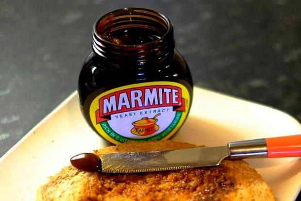 Stress reliever: Marmite can also help with anxiety. Photo: REUTERS