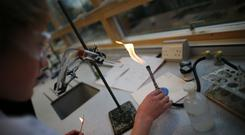 For both maths and science, Irish pupils recorded significant improvements in 2015 compared with 2011. Stock photo: GETTY