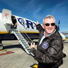 Ryanair chief Michael O'Leary, Photo: Mark Condren