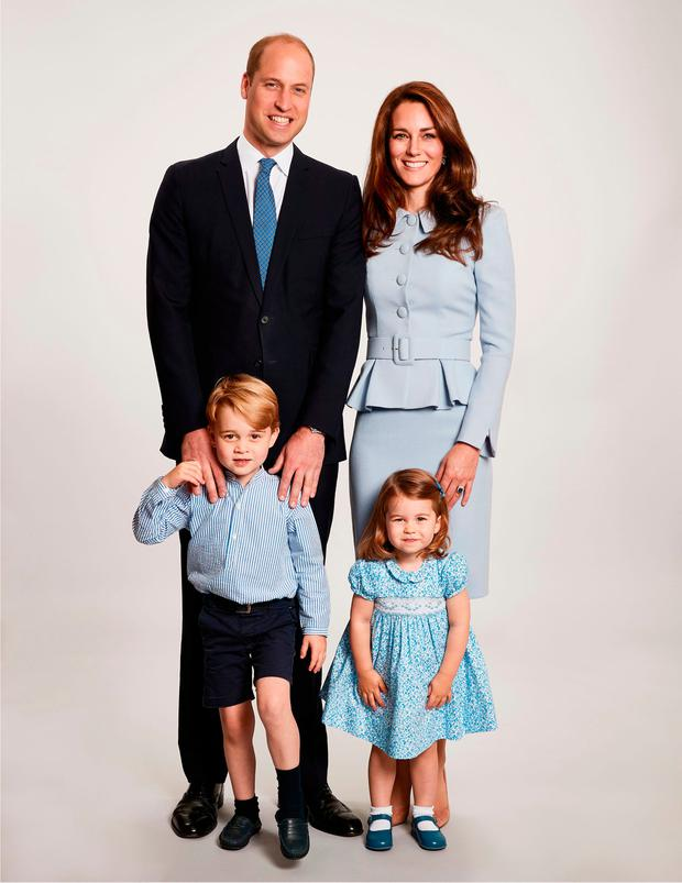 William and Kate don't let George and Charlotte play with this toy