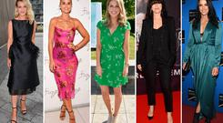 (L to R) Aoibhin Garrihy, Vogue Williams, Amy Huberman, Imelda May and Ashling Thompson
