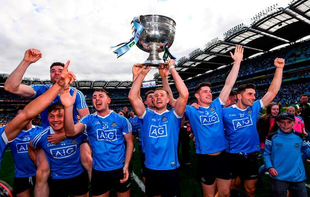 Dublin will win four-in-a-row