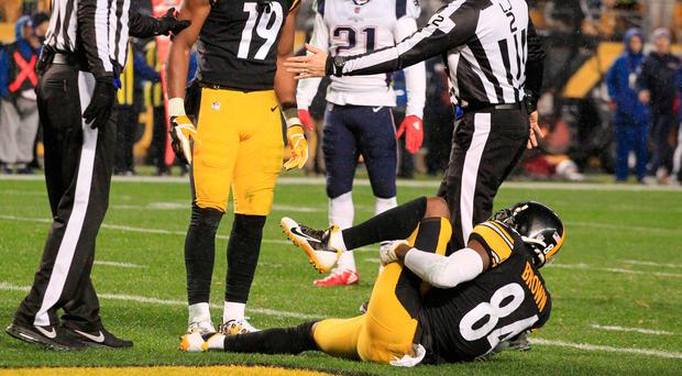 Controversial Overturned Steelers Touchdown Helps Seal Patriots Win