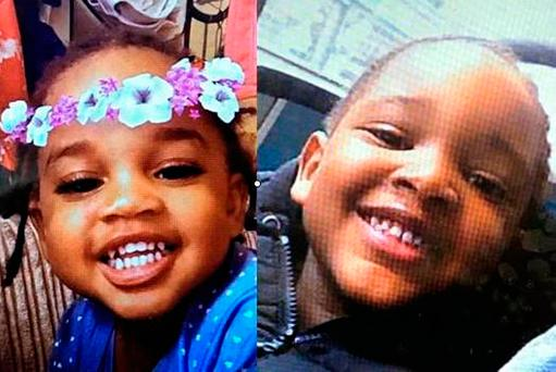 Two children, aged two and four, go missing in Islington