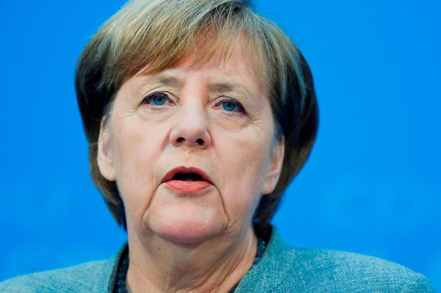 Chancellor Angela Merkel is struggling to form a new government months after September's election