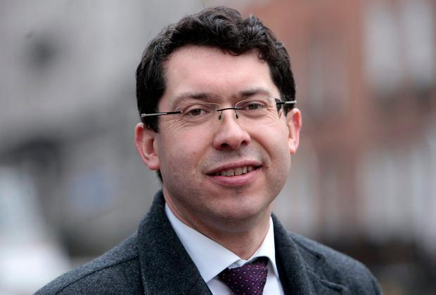 Senator Ronan Mullen says nobody's right to life should be put to a vote. Photo: Tom Burke