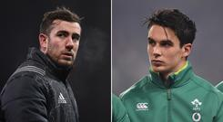 JJ Hanrahan and Joey Carbery