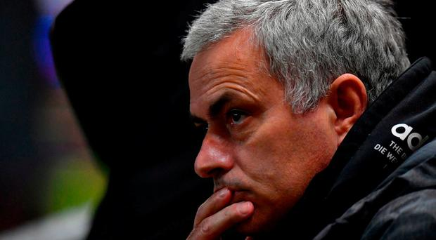 Jose Mourinho keeps calling Bristol City 'lucky' after shock Carabao Cup exit