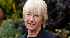 Former Education Minister Mary Hanafin. Photo: Damien Eagers