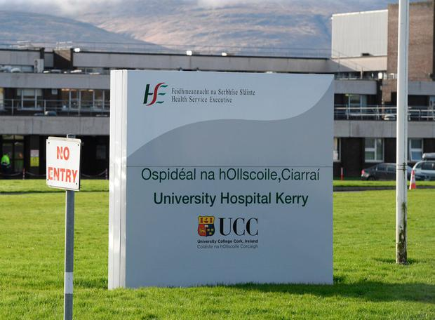 A review of scans at University Hospital Kerry is underway. Photo: Domnick Walsh
