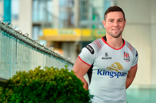 Ulster's John Cooney has been unafraid to move in order to get the best playing opportunities. Pic: Sportsfile