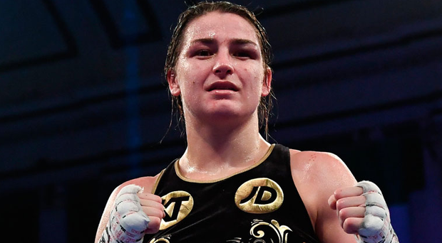 Katie Taylor. Photo: Stephen McCarthy/Sportsfile