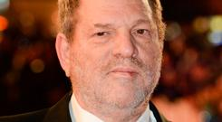 Hollywood producer Harvey Weinstein. Photo: Anthony Devlin/PA