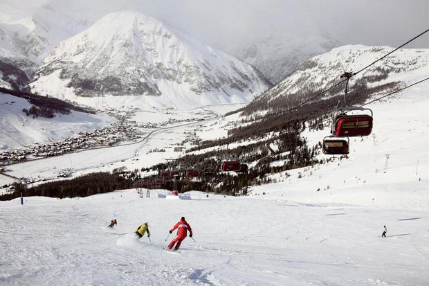 Voted one of the three best ski resorts in Europe in a poll of more than 100,000 skiers last month, Livigno has long been a favourite with beginner and intermediate skiers from Ireland and further afield