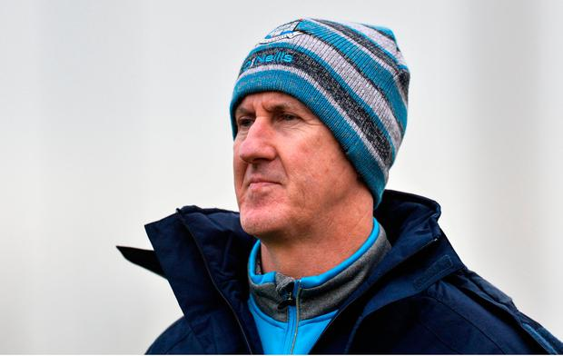 23 December 2017; Dublin coach Paul Clarke. Photo by Piaras Ó Mídheach/Sportsfile