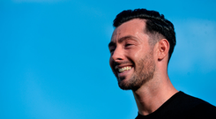 Richie Towell: 'The manager gave me a new contract to show that I was part of his plans'. Photo: Sportsfile