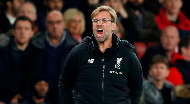 Liverpool boss Klopp holding talks with Mignolet over form and focus