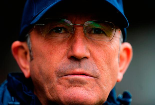 New Middlesbrough boss Tony Pulis. Photo: Christopher Lee/Getty Images