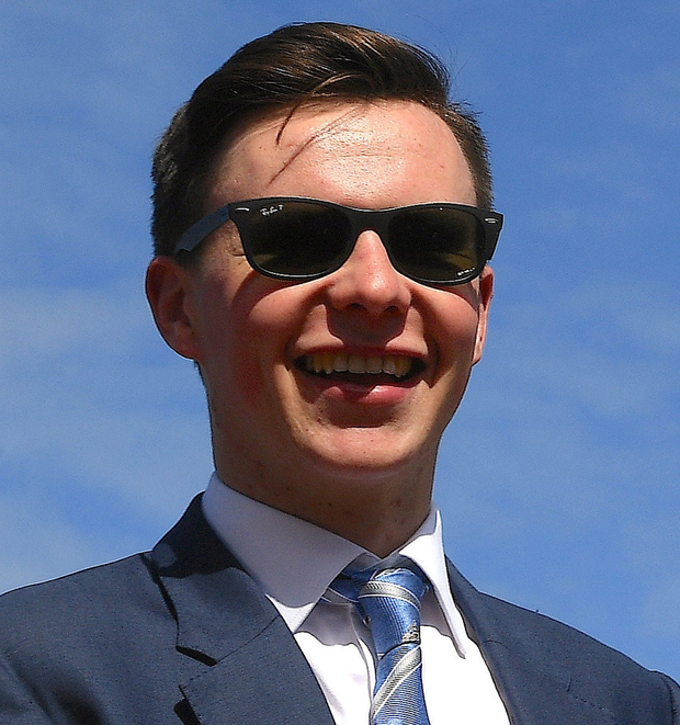 Joseph O'Brien. Photo: Julian Smith/Reuters