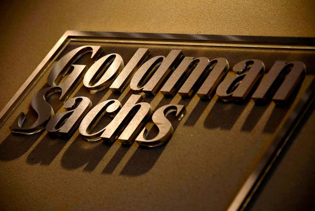 Reports suggest banking giant Goldman Sachs is set to move about 20 people from its European Asset Management unit to DublinStock image