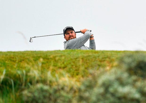 Shane Lowry finished 2017 in great form and now wants to take that impressive play into the Ryder Cup year. Photo: Brendan Moran/Sportsfile