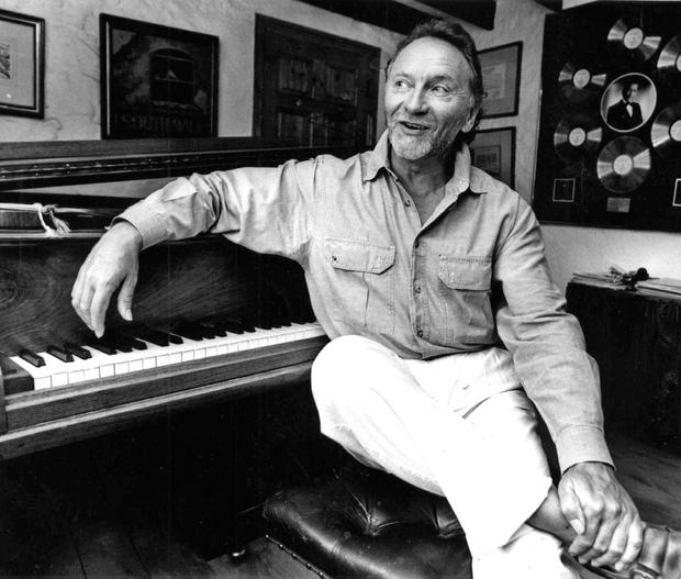Musician Phil Coulter's tour of America was sponsored by the then-State airline – to the anger of the boss of retailer Penneys