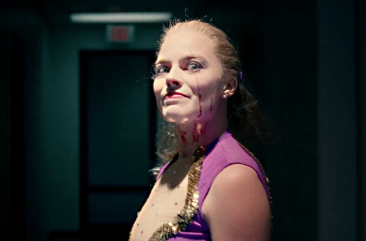 Margot Robbie stars as former US figure skater Tonya Harding in I Tonya
