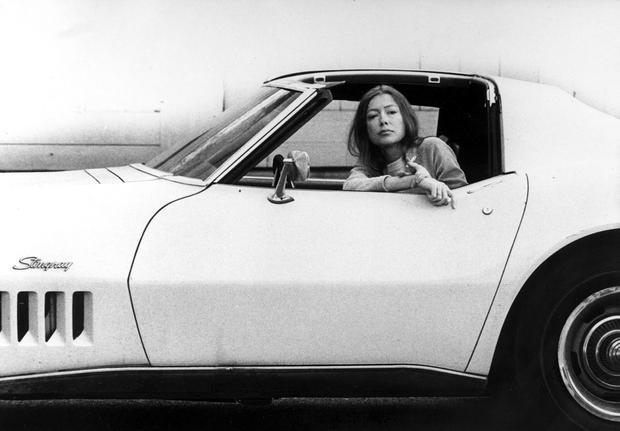Joan Didion... 'this was a woman who was clearly not that clued into her own truth'
