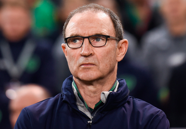 Martin O'Neill rumoured to be a contender to succeed Mark Hughes at Stoke. Photo: Sportsfile