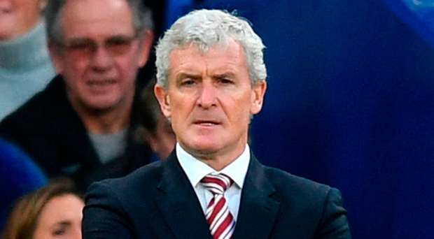 Pressure on Hughes intensifies after latest Stoke loss